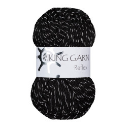 Viking Reflex. Farve 403 Sort