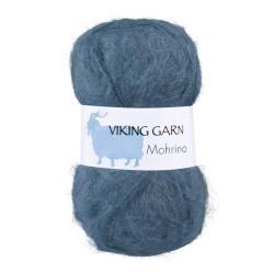 Viking Mohrino. Farve 522 Gråblå