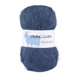 Viking Mohrino. Farve 527 Jeansblå