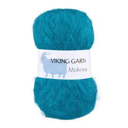 Viking Mohrino. Farve 529 Turkis