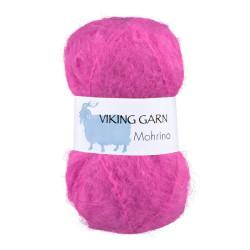 Viking Mohrino. Farve 563 Cerise