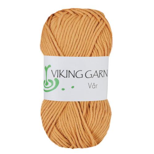 Viking Vår. Farve 445 okkergul