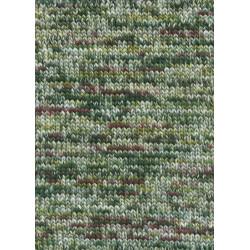 Lang Yarns Lyonel. Farve 97, oliven/bær