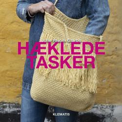 Hæklede tasker, bog af Julie Risom Glarbo