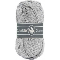 Durable Glam, farve 2231 Silver