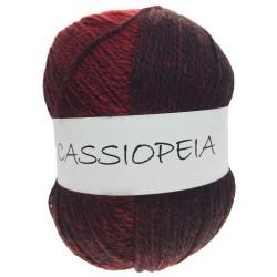 Cassiopeia sort/rød