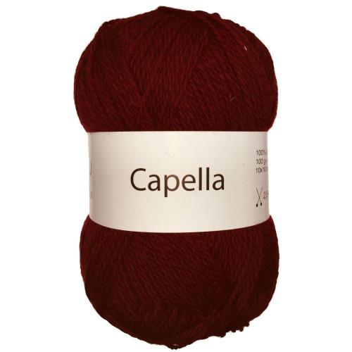 Capella mørkerød 565