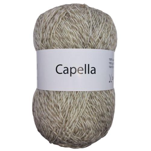 Capella lys gråbrun 280