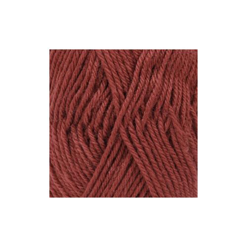 Drops Karisma UNI farve 82 rødbrun