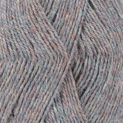 UDGÅR Drops Alpaca MIX farve 8120 lavendel mix