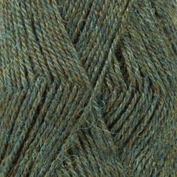 Drops Alpaca MIX farve 7815 skovgrøn
