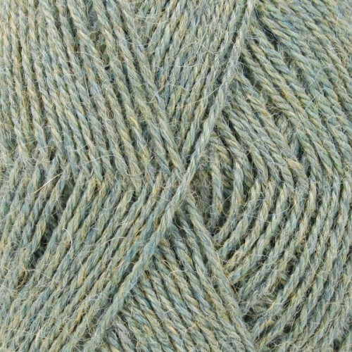 Drops Alpaca MIX farve 7323 havbrise