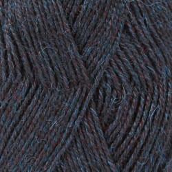 Drops Alpaca MIX farve 6834 midnatsblå