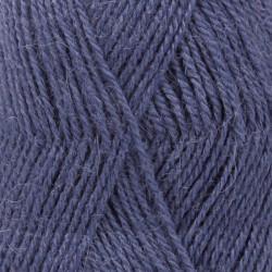 Drops Alpaca UNI farve 6790 kornblå