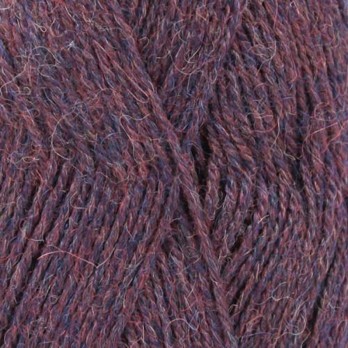 Drops Alpaca MIX farve 6736 burgunder