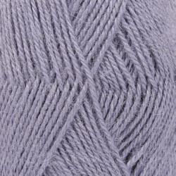Drops Alpaca UNI farve 6347 sød lavendel