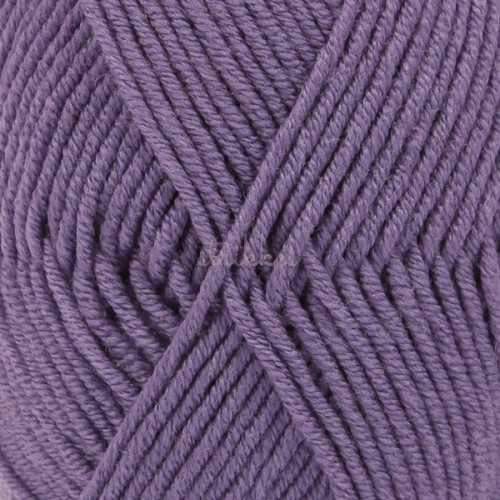 Drops Merino Extra Fine UNI farve 44 royal purple