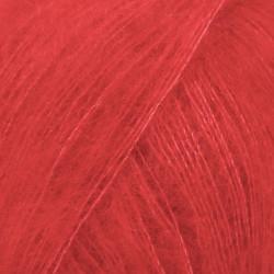 Drops kid-silk UNI farve 14 rød