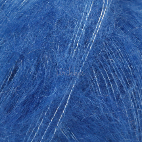 Drops kid-silk UNI farve 21 koboltblå
