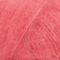 Drops kid-silk UNI farve 32 hindbær