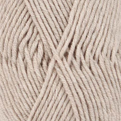 Drops Merino Extra Fine MIX farve 08 lys beige