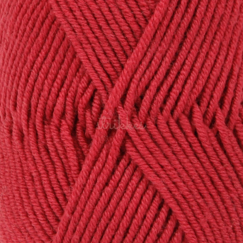 Drops Merino Extra Fine UNI farve 11 rød