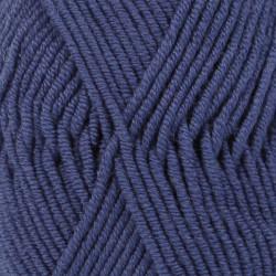 Drops Merino Extra Fine UNI farve 20 mørkeblå
