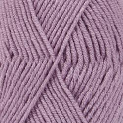 Drops Merino Extra Fine UNI farve 22 lys lilla