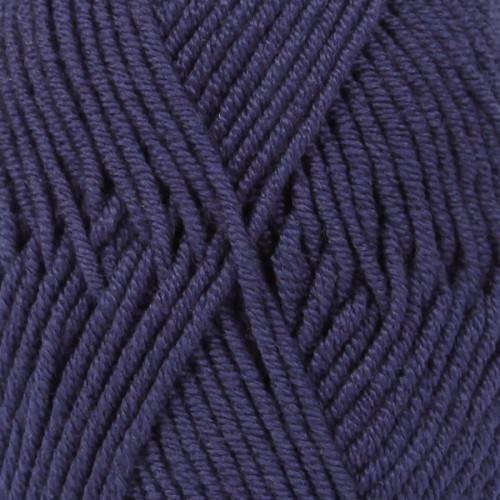 Drops Merino Extra Fine UNI farve 27 marineblå