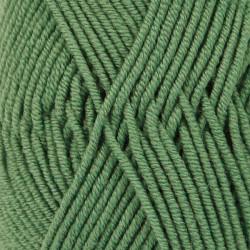 Drops Merino Extra Fine UNI farve 31 skovgrøn