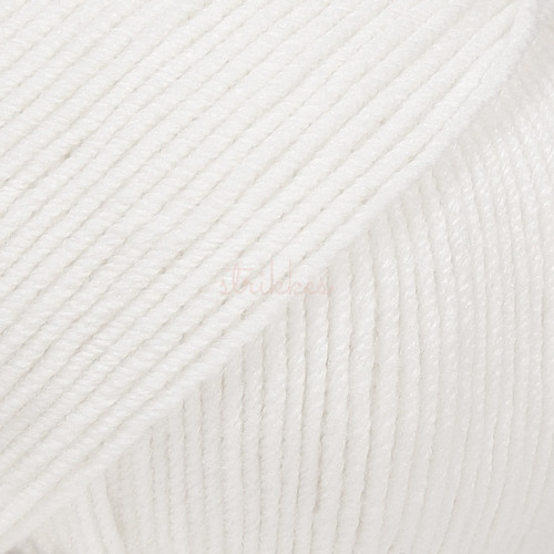 Drop Baby Merino 01 hvid