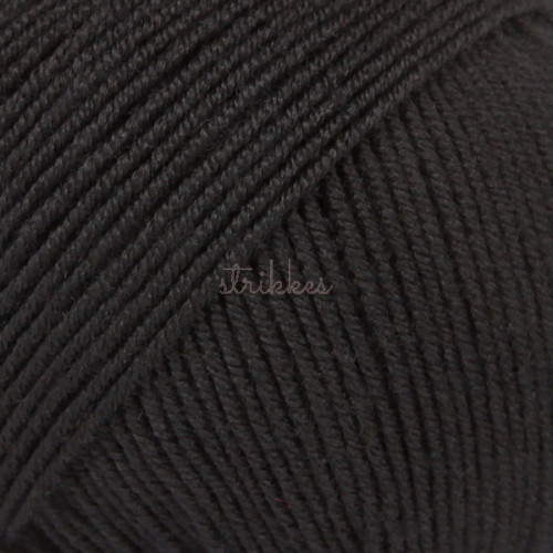 Drop Baby Merino UNI 21 sort