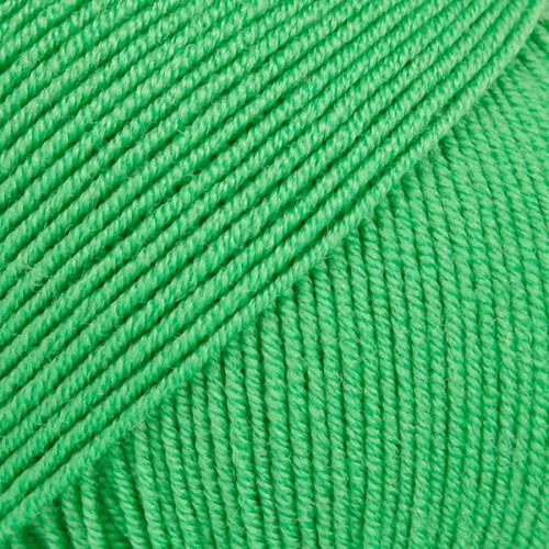 Drop Baby Merino UNI 31 stærk grøn