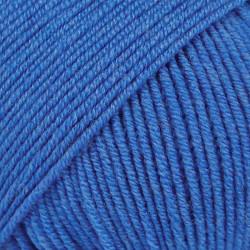 DROPS Baby Merino UNI 33 elektrisk blå
