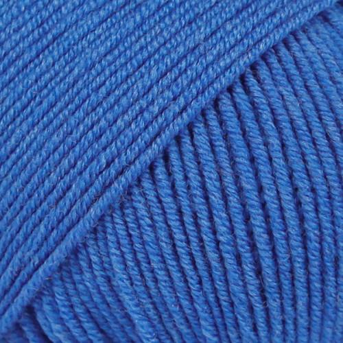 Drop Baby Merino UNI 33 elektrisk blå
