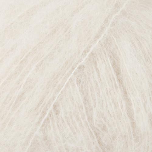 Drops Brushed Alpaca Silk UNI 01 natur