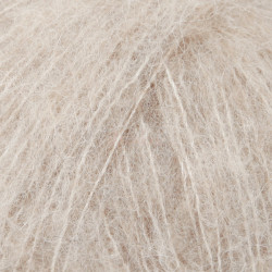 Drops Brushed Alpaca Silk UNI 04 lys beige