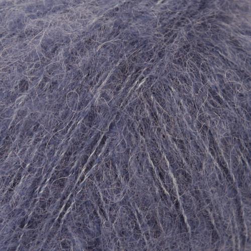 Drops Brushed Alpaca Silk UNI 13 jeansblå