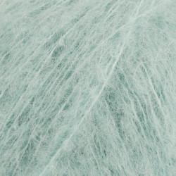 Drops Brushed Alpaca Silk UNI 15 lys søgrøn