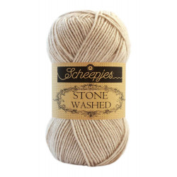 Scheepjes Stone washed 50g, farve 831 Axinite