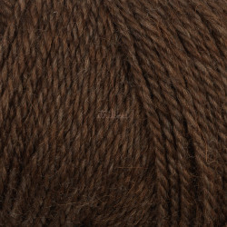 Viking Alpaca Lille Storm. Farve 708, brun