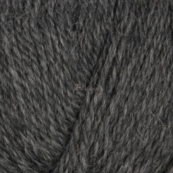 Alpaca Lille Storm. Farve 715, grå