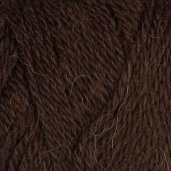 Viking Alpaca Lille Storm. Farve 718, mørk brun