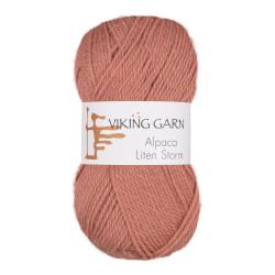 Viking Alpaca Lille Storm. Farve 752, abrikos