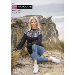 Viking katalog 2013 - Dame, Viking Kid Silk og Alpaca Fine