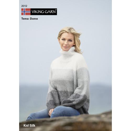 Viking katalog 2012 - Dame, Viking Kid Silk