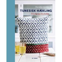 Tunesisk hækling. Til dig og din bolig.