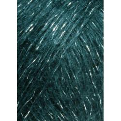Lang Yarns Mohair Fancy, farve 18, mørk grøn