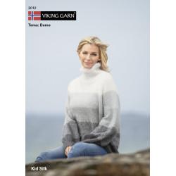GRATIS Viking katalog 2012 - Dame, Viking Kid Silk, UDEN OPSKRIFTER