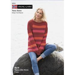 GRATIS Viking katalog 2014 - Dame, Viking Bjørk, UDEN OPSKRIFTER